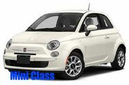 Car Hire Comparison: Mini-Class-Fiat-500