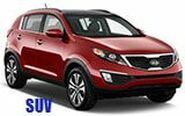 CarTrawler rent a car - SUV Rentals