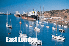 Car Rental  South Africa: East London Harbour